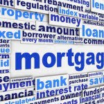 Mortgage Text With Finance Terms