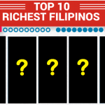 Top 10 Richest Filipinos in 2014