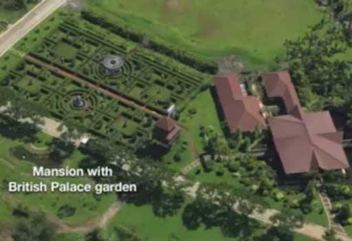 binay-mansion-maze-garden