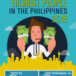 Richest People in Philippines 2015 Infographic thumbnail