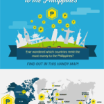 Where Do The Most OFW Remittances Come From? [Infographic]
