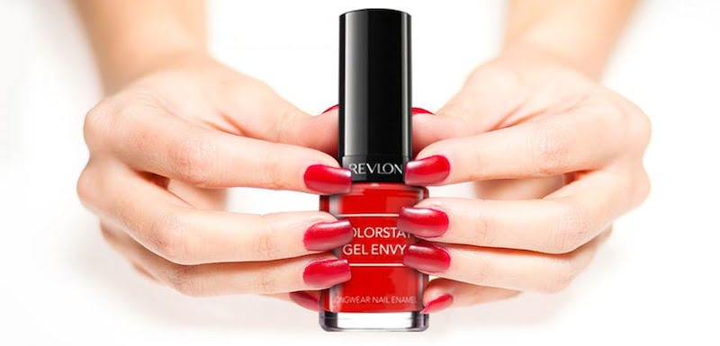 promo beauty - revlon