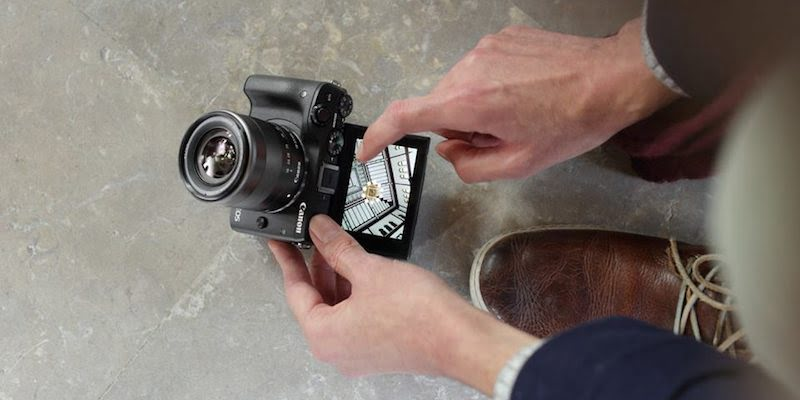 promo gadgets - canon