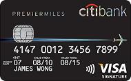 Citibank Premier Miles Credit Card