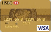 HSBC Gold Credit Card image