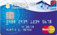 BPI Petron MasterCard Credit Card image