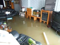 flooded appliances image
