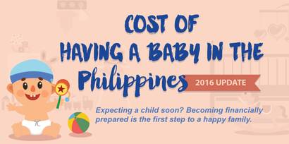 Cost of having a baby in Philippines 2016 feature image