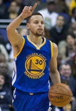 steph curry image