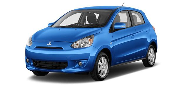 Mitsubishi Mirage GLX new car under a million cheap car auto loan