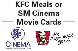 hsbc kfc sm cinema promo image
