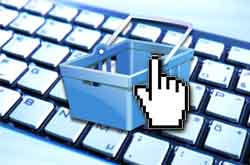 online sales purchases image