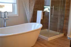 tub and showing image