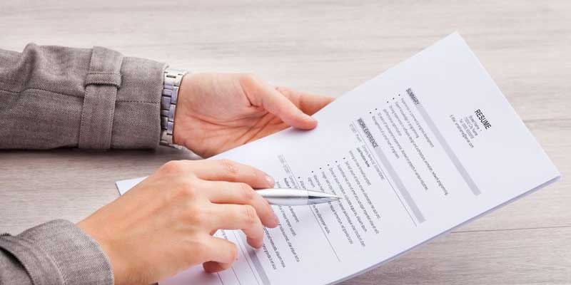 10 Tips to Making a Great Resume in 2016