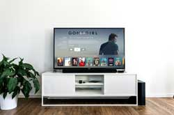 Home entertainment image