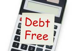 no unsettled debts image