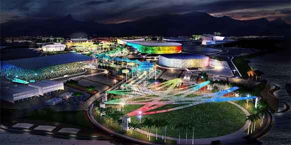 rio olympics 2016 venue image