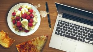 cereal-pizza-laptop