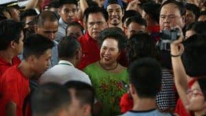 Miriam Defensor Santiago's Plan to Save the Philippines