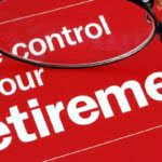 Take control of retirement text with glasses
