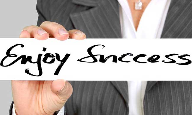 success in home based career