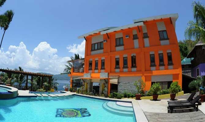 pier uno dive resort