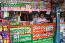 open a sari-sari store