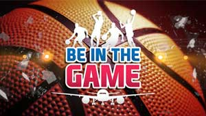 Be In The Game Logo