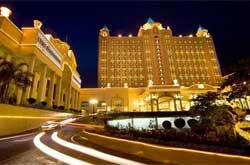 Facade of Waterfront Hotel Cebu