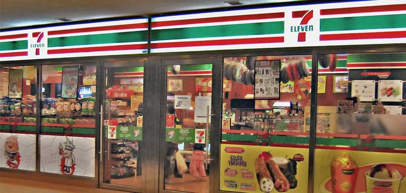 7-11 store