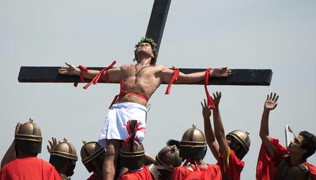 pampanga crucifixion