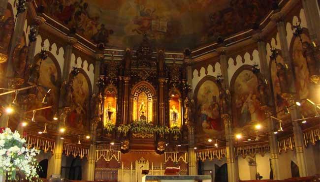 san beda church
