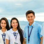 Ateneo De Davao college students