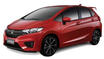 Honda Jazz 1.5 VX FWD CVT (Gasoline)