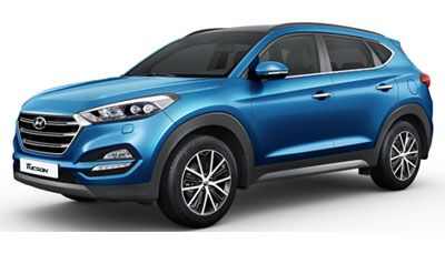 Hyundai Tucson CRDi 2.0 FWD 6AT (Diesel)