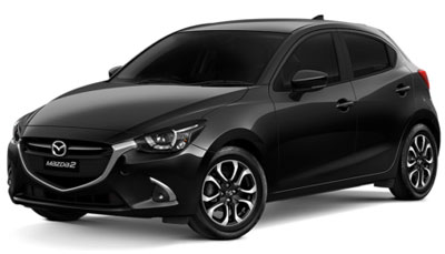 Mazda 2V 1.5L FWD 6AT (Gasoline)