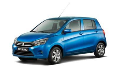 Suzuki Celerio 1.0 FWD CVT (Gasoline)