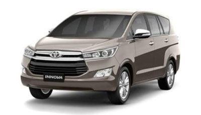 Toyota Innova 2.8 RWD 6AT (Diesel)