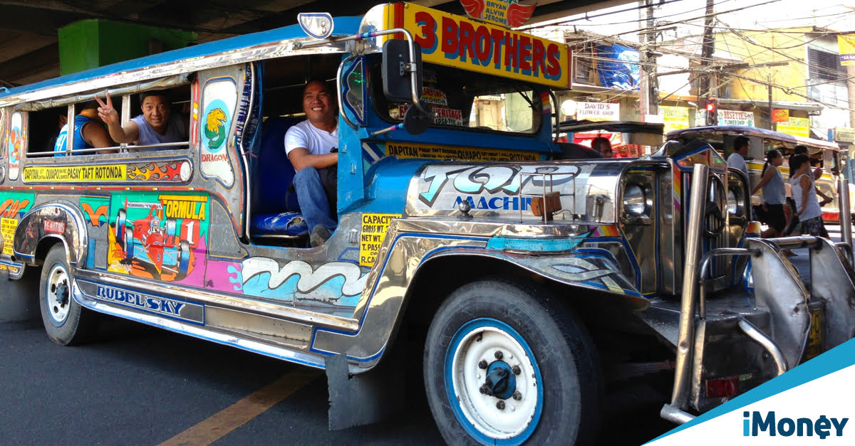 Jeepney Modernization Program Future Of Public Transport