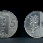 Philippine 5 Peso coin