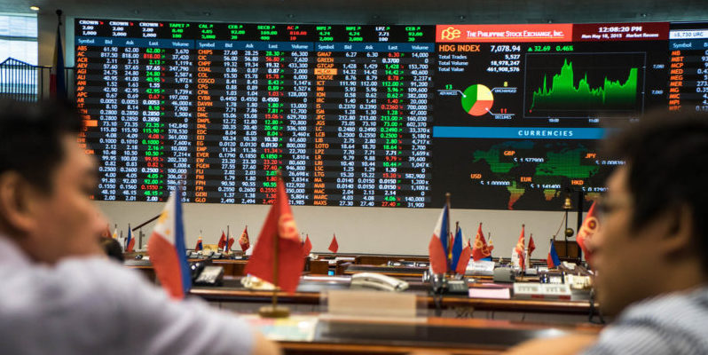 Bargain Hunting Ends PSEi Three-Day Losing Streak