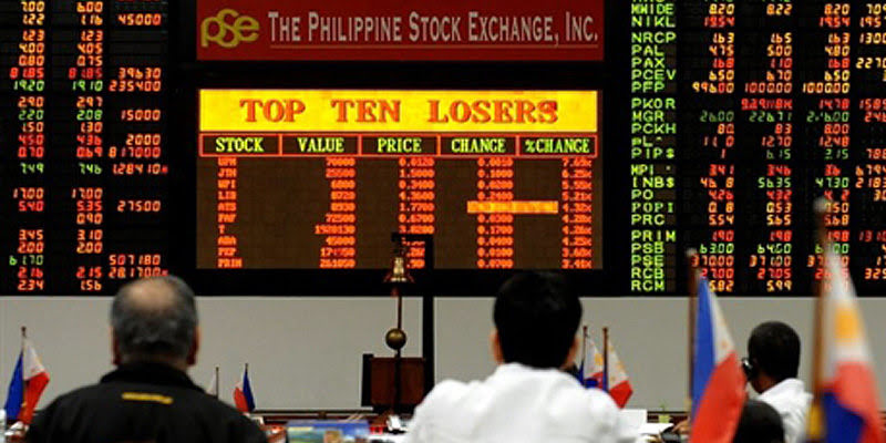 Philippine Stock Exchange Bounces Back To 8,400 Mark