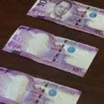 Faceless 100 Peso Bills