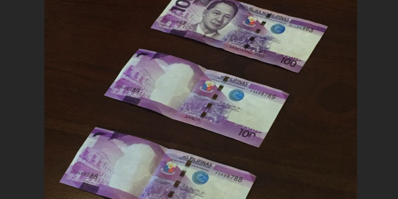 BSP: Faceless Peso Bills Due To Printing Error