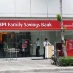 Facade of BPI Family Savings Bank