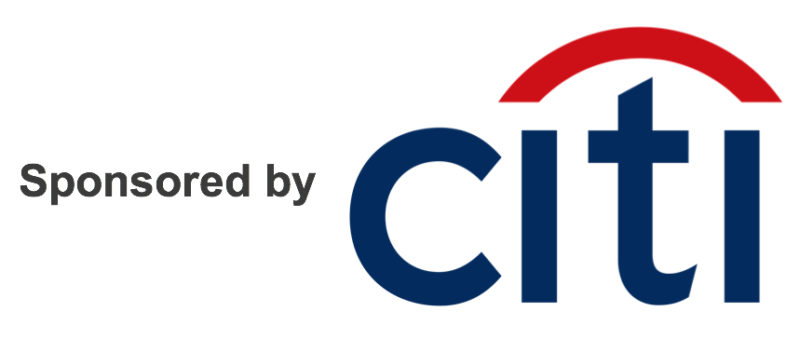 Sponsored by Citi Logo