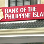 BPI Bank of the Philippine Islands signage