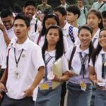 Students in the Philippines