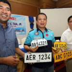 New LTO License Plates