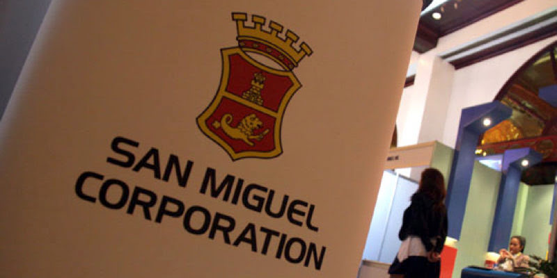 San Miguel Food And Beverage Corp To Open For Share Sale